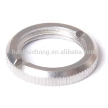 High quality customized nonstandard aluminum lock star gasket
