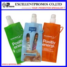 Botella de agua plegable de encargo barata popular popular (EP-B7154)