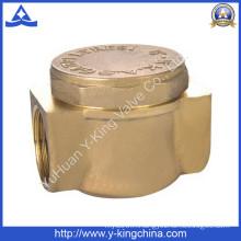 Brass Plumbing Check Valve (YD-3010)