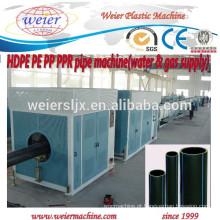 linha de máquina de produção de tubo de plástico