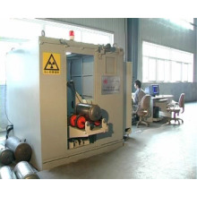 Système d'inspection de la pompe à air / bouteille en acier RTR