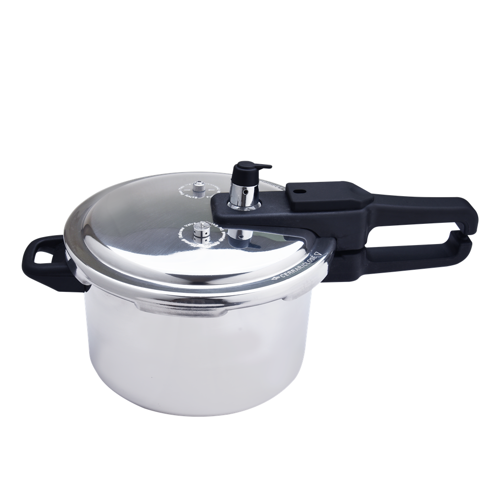 Induction Aluminum Pressure Cooker