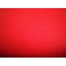 Tissu retardé en coton