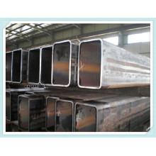 tubo de acero cuadrado