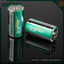 Lr14 sizeD no.2 2 # bateria metálica alcalina recinto