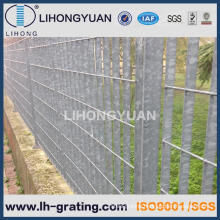 Galvanized Steel Grating Fences, Steel Grating Fencing