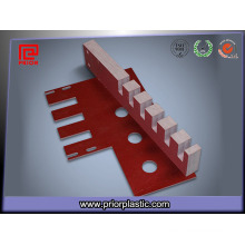 Basbar Support Made by Gpo-3 with High Heat Resistance
