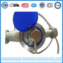 Multi Jet Kaltes Wasser für Edelstahl Pulse Wasser Meter
