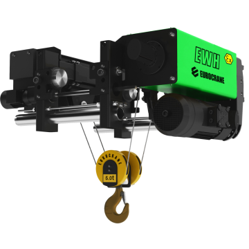 Letupan-Proof Hoist Rantaian Elektrik