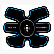 Système de Muscle Électronique Sans Fil Abdominale Toning Ceinture Musculaire Stimulation Masseur EMS Toner Training Gear Fit Pour Le Bras Du Corps