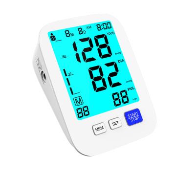 Máquina de pressão arterial com oxímetro de pulso