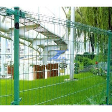 Welded Wire Mesh Fence with Double Loops (TS-J92)