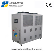 -35c 2.8kw Air Cooled Low Temperature Scroll Industrial Chiller for Beer Line