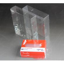 fabricante UV impresión de plástico caja pequeña
