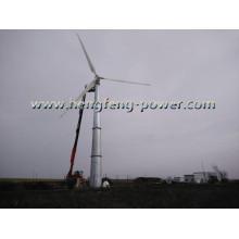 High Capacity DC To AC On Grid Tied Three Phase 500kw Wind Turbine