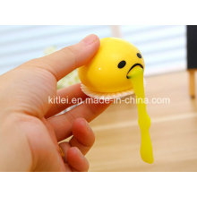 Hot Sale Novelty Toy Vomiting Egg Funny Toy