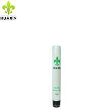 Rundes Lippenbalsam-Acrylverpackungsrohr