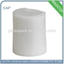 white color 24/415 cap top buttons disc top cap plastic screw cap for bottle