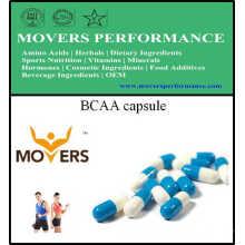 Capsule de Bcaa d'acides aminés de source végétale