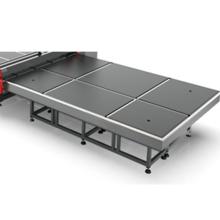 Полуавтоматический стол для резки стекла прямой линии