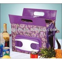 Geladeira portátil de 20L, geladeira macia