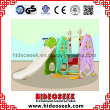 Kleinkind Indoor Plasic Slide und Swing zum Verkauf