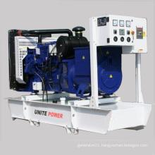 50kw Open Type Diesel Generator Sets with Perkins Engine