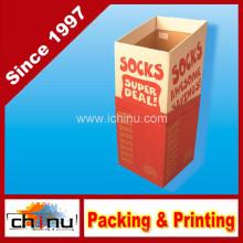Producto exhibido rápidamente (PDQ) exhibición (6210)