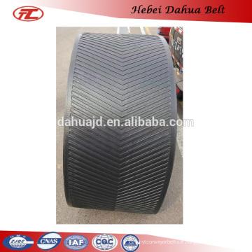 DHT-154 porcelaine manufacture v convoyeur à bande pour le transport en poudre