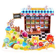 Nueva tienda de diseño de dibujos animados