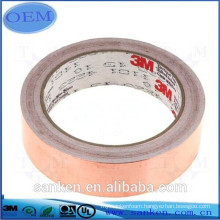 3M Adhesive Die Cut Copper Foil Tape rolled copper sheet