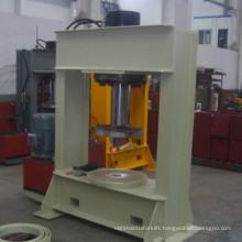 80 Ton 120 ton 160 ton forklift solid tire press