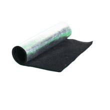 Огонь доказательство углеродного волокна войлока с алюминиевой мембранной фольгой
