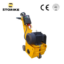 10-Zoll-Elektro-Asphalt Rumble Strip Maschine Vertikutierer
