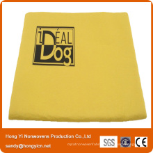 80%Viscose and 20%Polyester Nonwoven Fabric Pet Mat