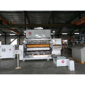 Echt LLDPE Plastic Pallet Wrapping Film Plant