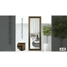 Низкая цена полная длина Туалетная зеркало серебряное зеркало стекло