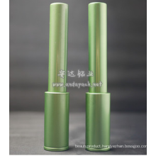 empty eyeliner container aluminum cosmetic tube