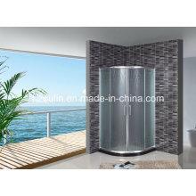 Einfaches Duschraum-Gehäuse (AS-917 ohne Tablett)