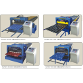 Color Steel Glazed Tile Forming Machine