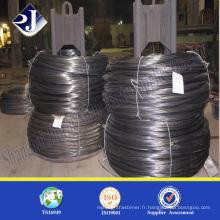 Bobine de fil d'acier en carton SAE1006 / SAE1008 en ligne