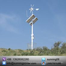 Sistema de Fazenda Solar com Vento de Alta Eficiência de Exposição ao Sol