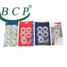 Crystal clear stationery tape