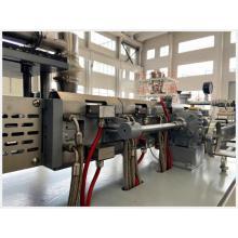 PLC Control Small Scale Lab Extruder Machine