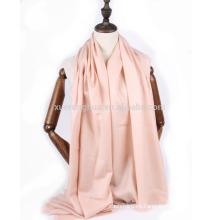 Bufanda de China facrtory bordado pashmina al por mayor chal