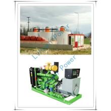 Factory Price Cummins Engine 600 Kw Silent Bio Gas Genset