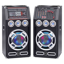 Fashionable Big Power Bluetooth Active DJ Karaoke Speaker