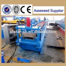 Factory wholesale standing seam metal roof machine/ tapered standing seam machine/curve roofing sheet machine