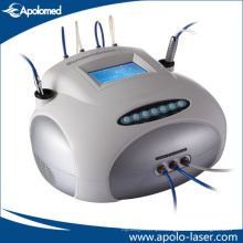 Crystal Diamond Microdermabrasion Dermabrasion Peeling máquina com aprovação CE