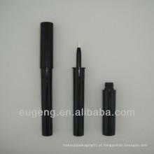 Lápis de eyeliner líquido de embalagem de plástico cosmético